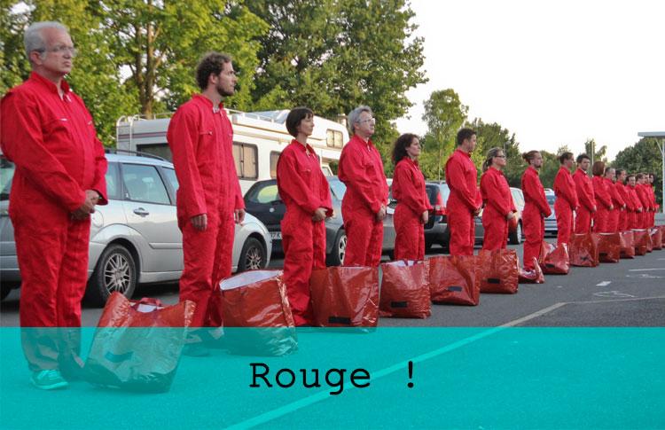 Rouge ! / Grand maximum / Sebastian Lazennec / Theatre de route